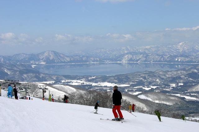画像: たざわ湖スキー場