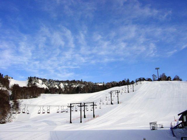 画像: 万座温泉スキー場