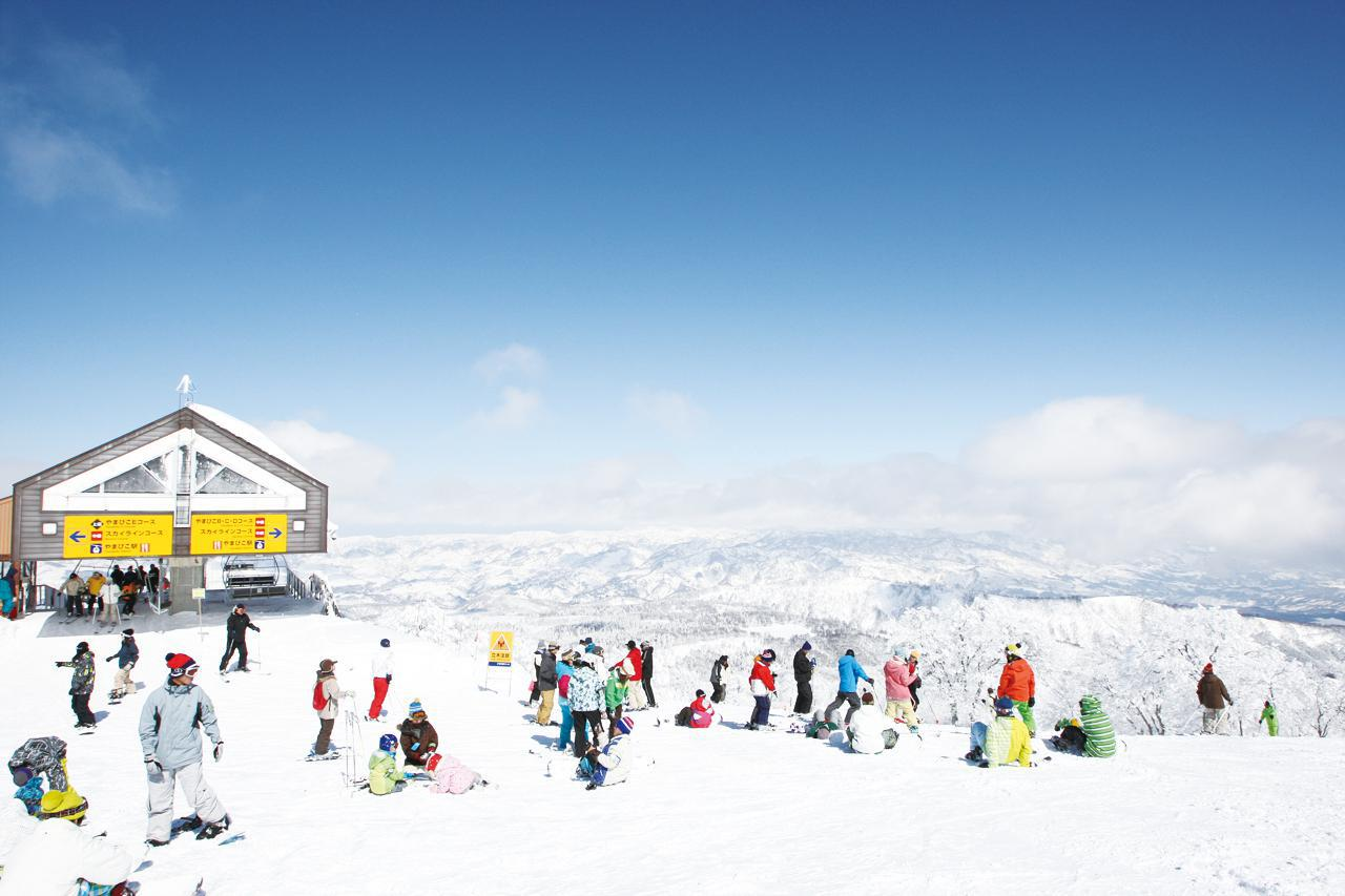 画像: 野沢温泉スキー場