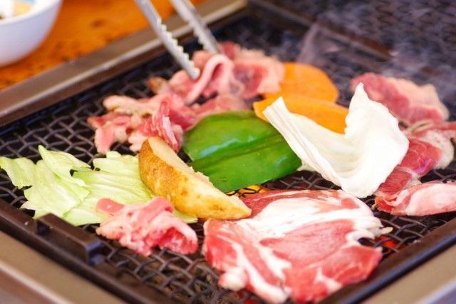 画像: 地元の食材を使ったBBQ(イメージ)