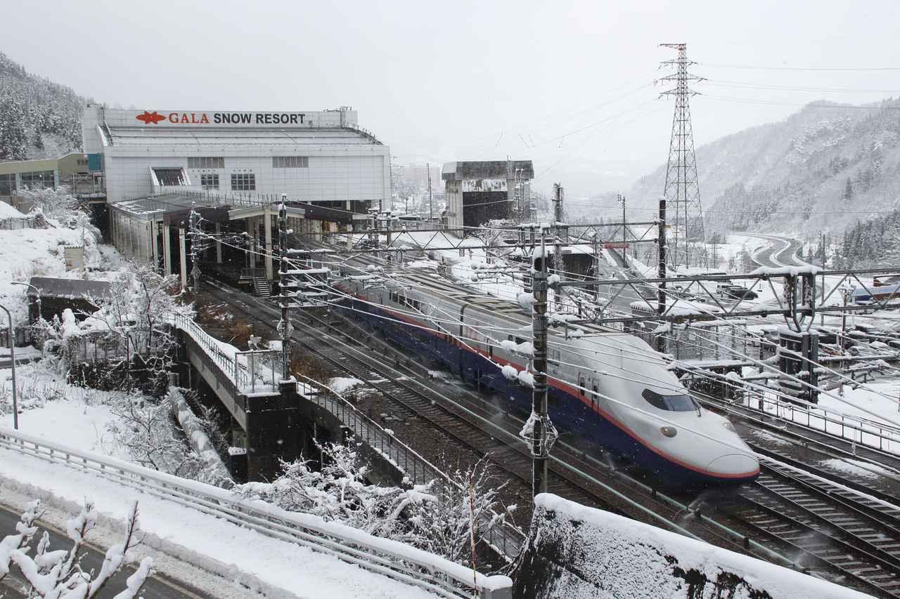 画像: JR(新幹線・特急)利用スキーツアー・スノボツアーはこちら
