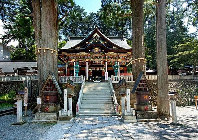 画像: 関東有数のパワースポット「三峯神社」