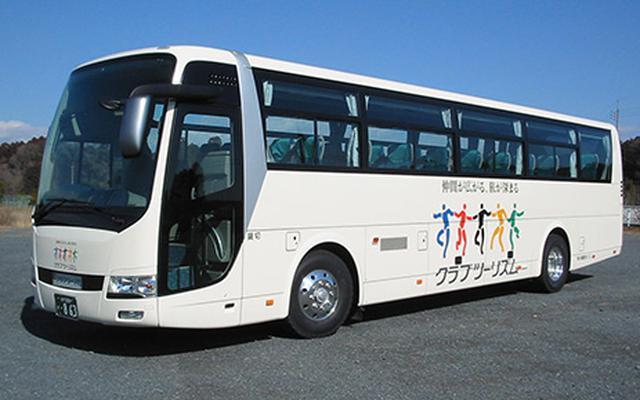 画像: バスを利用するツアーも多数