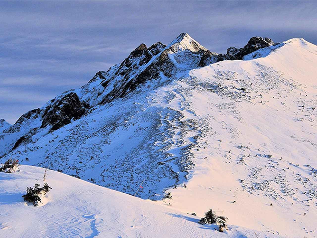 画像: 雪山登山はじめ隊ツアー・旅行│クラブツーリズム