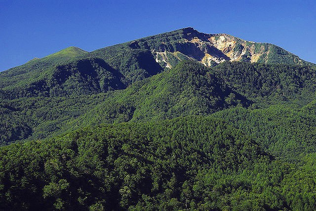 画像: 硫黄岳