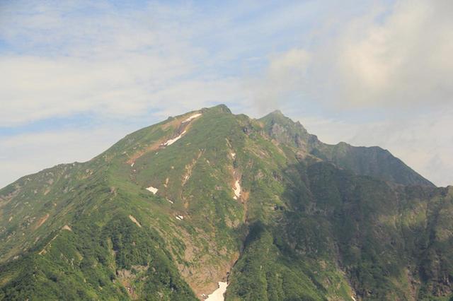 画像: 谷川岳全景