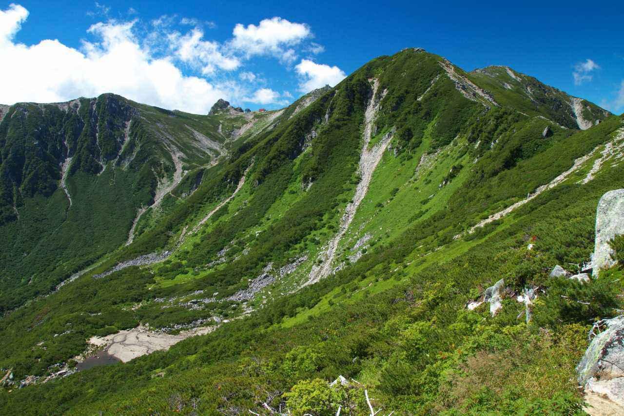画像: 木曽駒ヶ岳