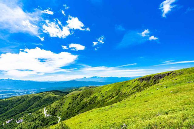画像: 霧ヶ峰からの絶景