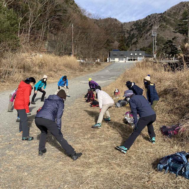 画像: 登山の為のトレーニングとストレッチとは?
