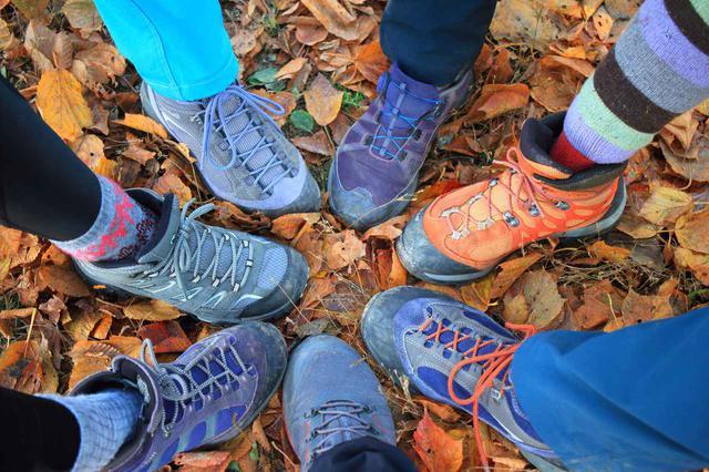 画像: ▼登山靴