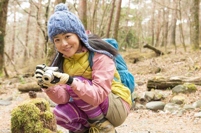 画像5: 登山もおしゃれも楽しみたい! 山ガールファッションと登山の服装の基本