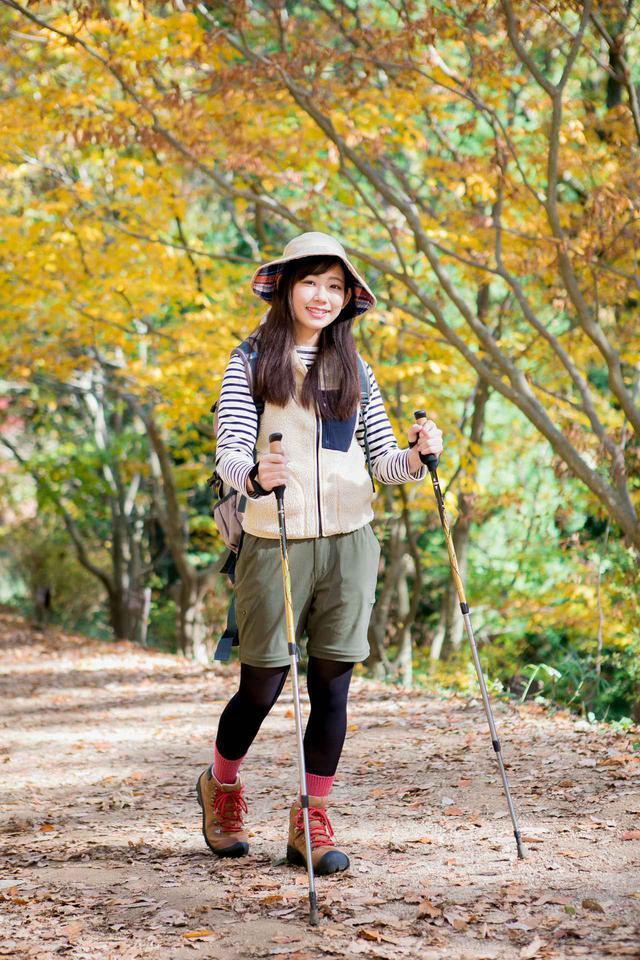 画像4: 登山もおしゃれも楽しみたい! 山ガールファッションと登山の服装の基本