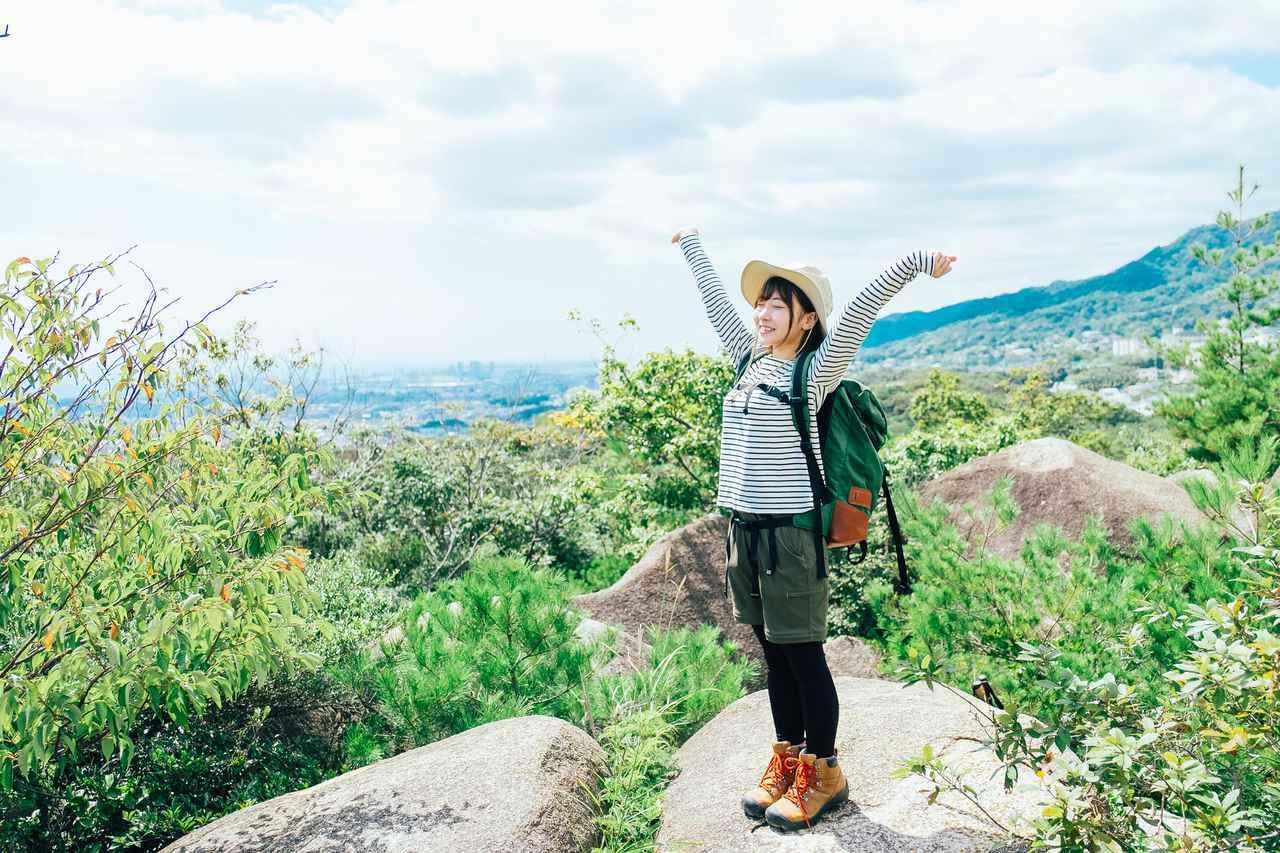 画像: 山ガールファッションとは
