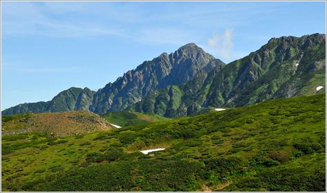 画像: 剣岳(イメージ)