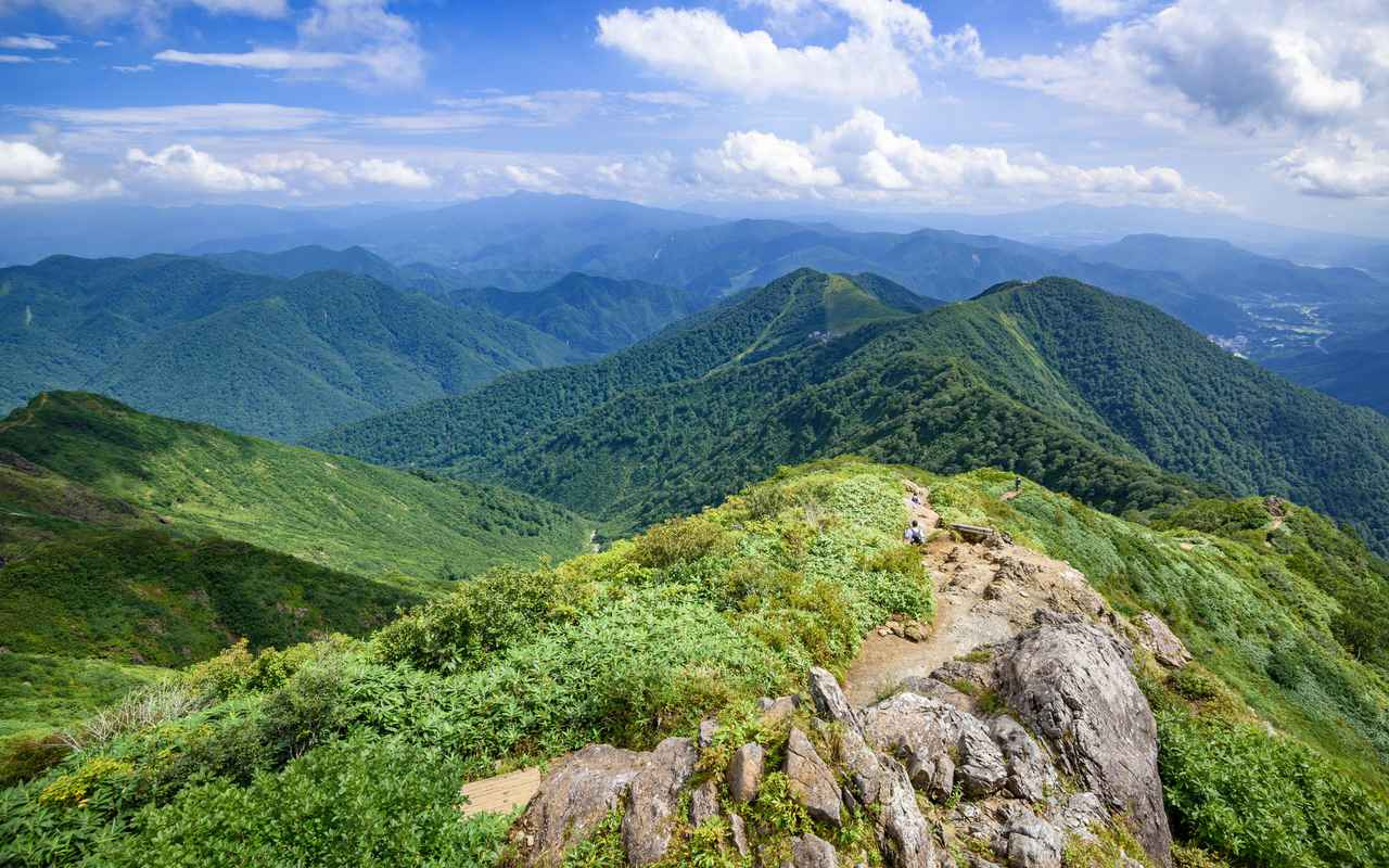画像: 日本百名山・谷川岳