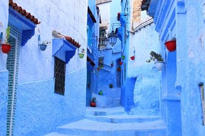 画像: 【20490】『 幻想的な青の街シャウエンに宿泊 モロッコ5つの世界遺産めぐり9日間』<ゆったり旅70/70際以上限定>|クラブツーリズム