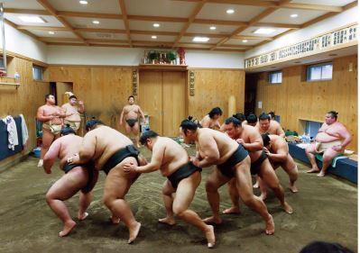 画像: 【21324】『相撲部屋での朝稽古見学とちゃんこ鍋の昼食 日帰り』<ゆったり旅70>※出発決定|クラブツーリズム