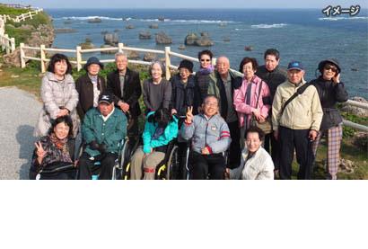 画像: 杖・車いすで楽しむ旅・ツアー|クラブツーリズム