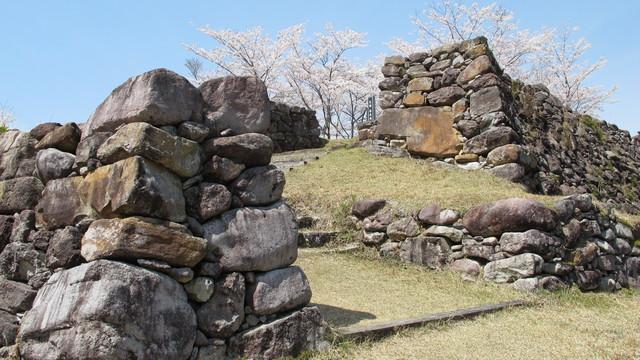 画像: 赤木城跡