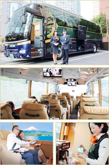 画像: ■豪華バスの旅 ロイヤルクルーザー 四季の華のご紹介 【東海発】ロイヤルクルーザー 四季の華 クラブツーリズム