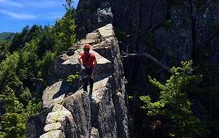 画像: 【登山の旅】山の自然観察 地学の楽しみ方@鳳来寺山