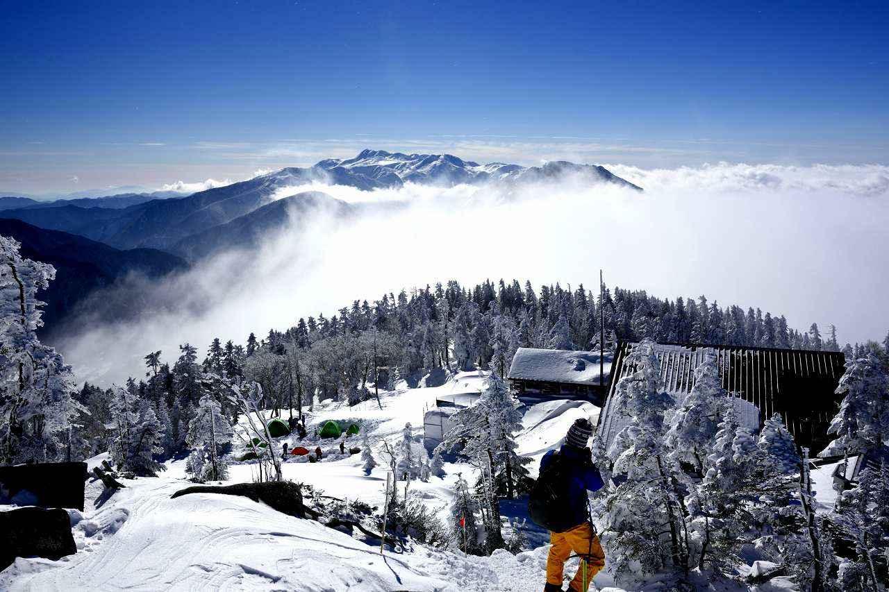 画像: 雪山登山ツアー特集