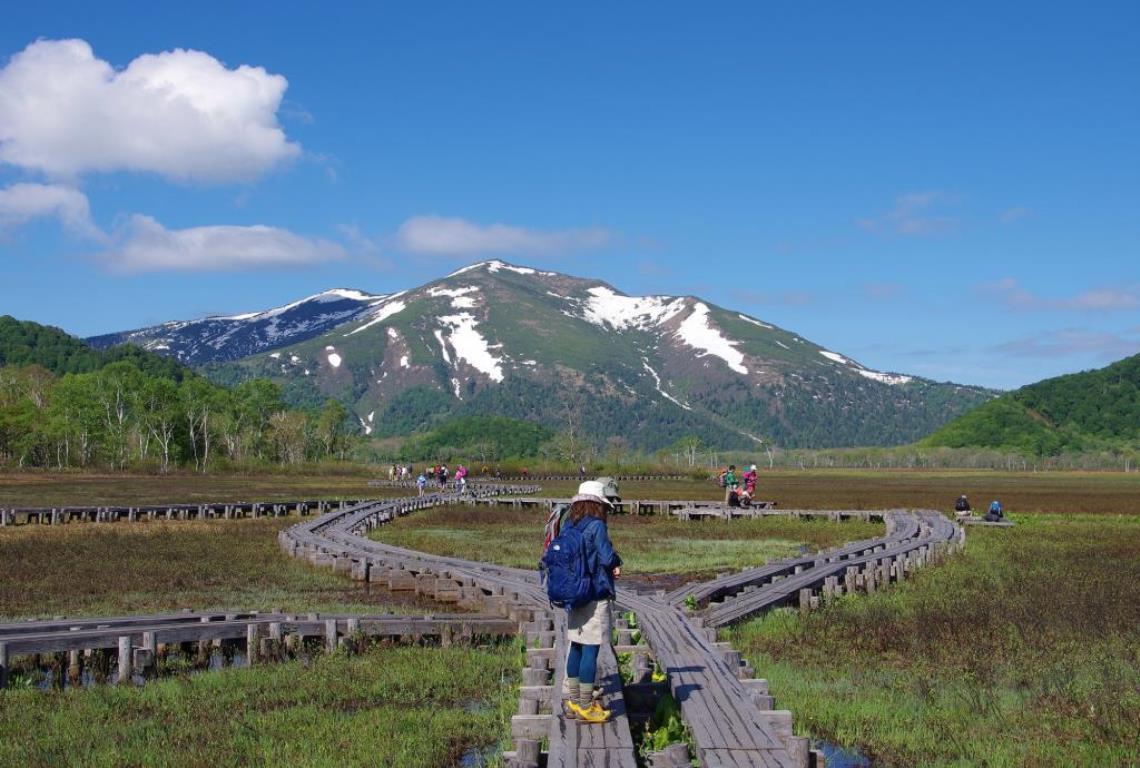 画像: 「ハイキング」ツアーはこちら