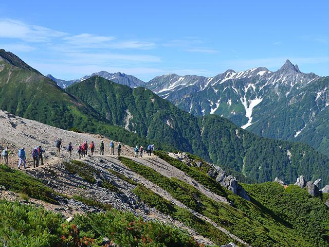 画像: 登山ツアー・山登りの旅【東海発】│クラブツーリズム