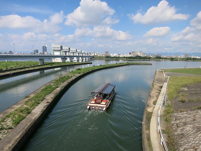 画像: 【関西発】『「京街道」を船で訪ねる 第4回 守口宿散策とチャーター船の特別航路で大阪へ』【現地集合】|クラブツーリズム