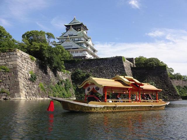 画像: 【関西発】『「京街道」を船で訪ねる 最終回 大阪城御座船とアクアライナー乗船 ゴールの高麗橋へ』【現地集合】|クラブツーリズム