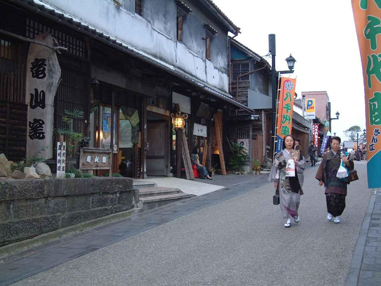 画像: 豊前街道