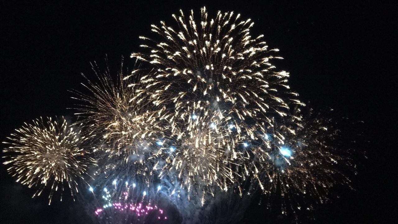 画像1: 【国内旅行・地域47の旅】クラブツーリズムpresents!クリスマストワイライト花火クルーズin芦ノ湖 イベントを開催しました