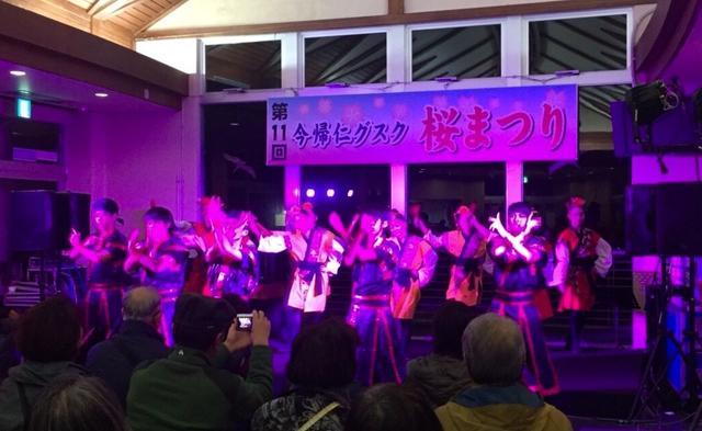 画像: 現代版組踊 北山(ほくざん)の風 キレのある迫力のステージ