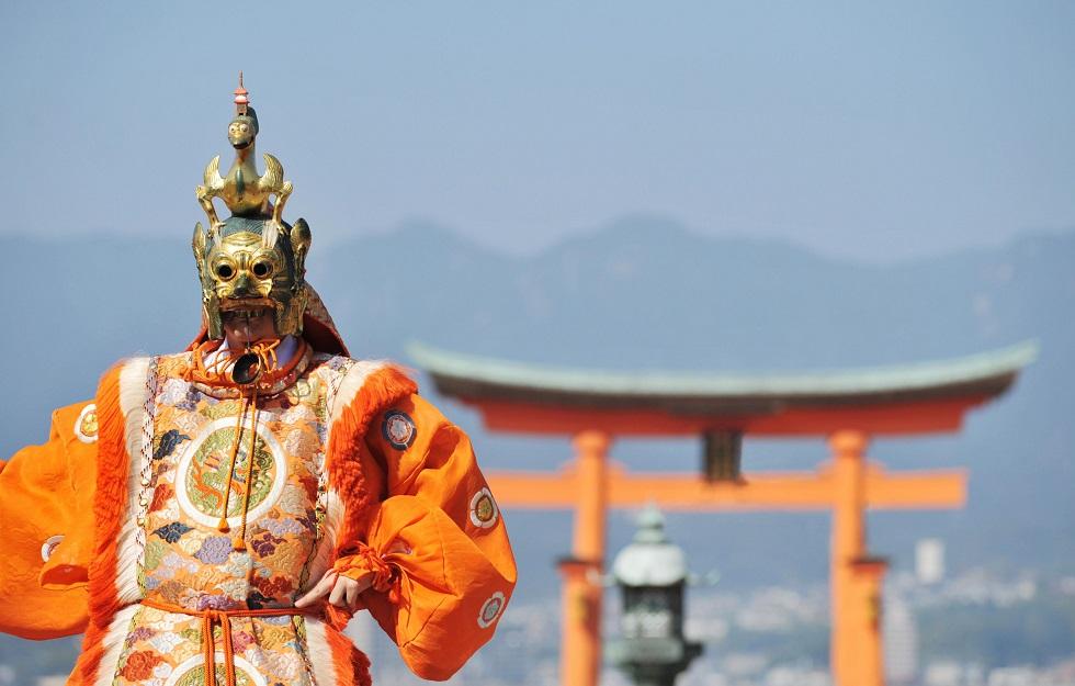 画像: 第10回 春の宮島奉納舞楽|クラブツーリズム