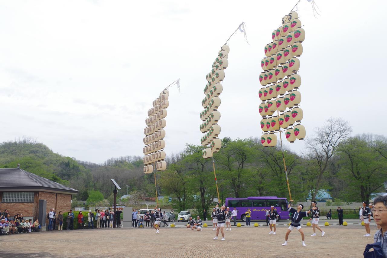 画像7: 【地域47の旅】クラブツーリズム特別企画  「東北まつりin康楽館」が開催されました! 開催日:5月13日(日)