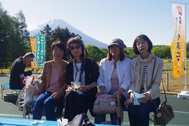 画像: 写真のご提供:太田様とご友人