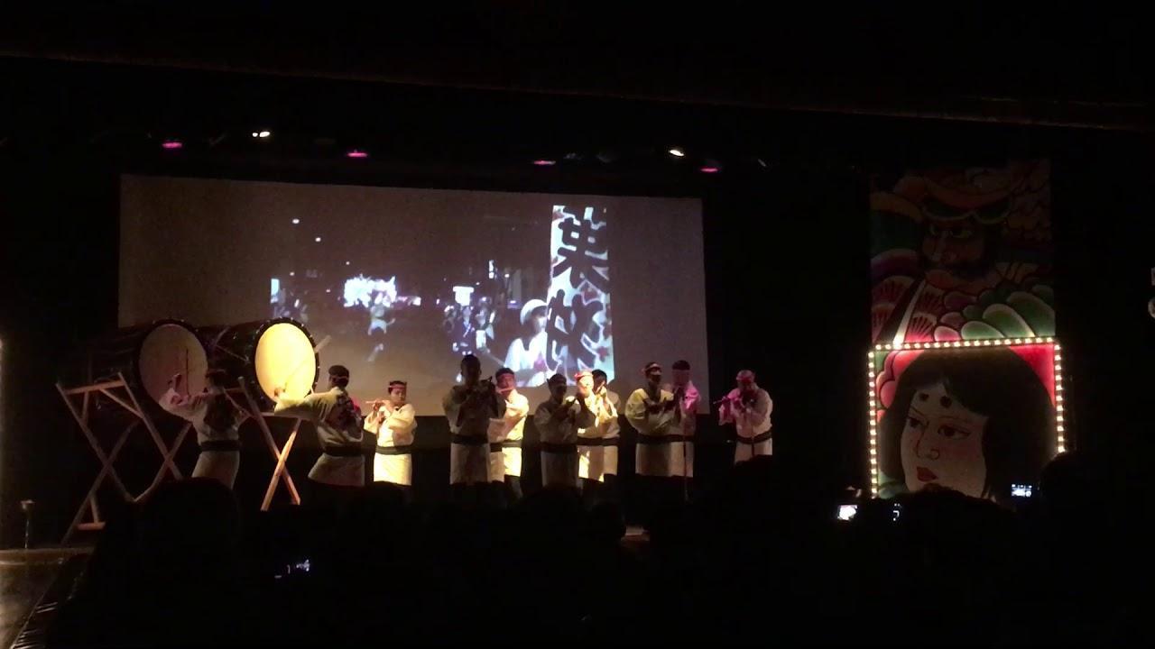 画像: 東北まつりin康楽館 ねぶた囃子 - YouTube www.youtube.com