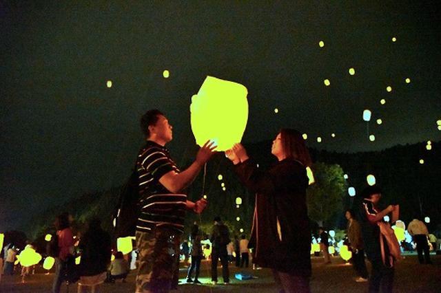 画像6: 【国内旅行・地域47の旅】第1回 福井県・朝倉氏遺跡-一乗谷・星空ランタンイベント2018 を開催しました