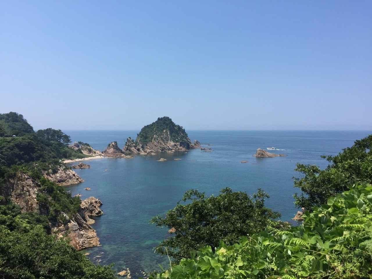 画像1: 【国内旅行・地域47ヨンナナの旅】「山陰の松島」浦富海岸クルーズと鳥取砂丘イベント 7/14・15開催 192名のお客様がご参加されました