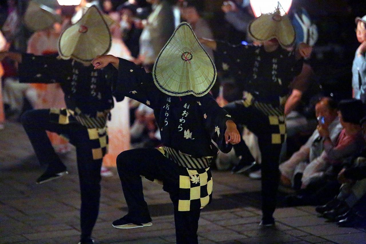 画像3: 9月29日(土)・30日(日)開催「月見のおわら」でおわらの踊りをじっくり観賞しましょう!