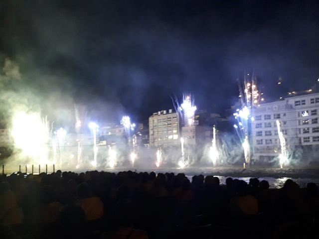 画像: 下呂温泉花火!花火師マルゴー(株)さんによる花火は繊細でとても綺麗です★