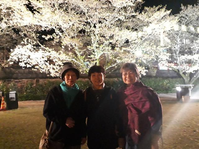 画像: 岐阜県・2018年4月開催の下呂温泉花火にご参加のお客様