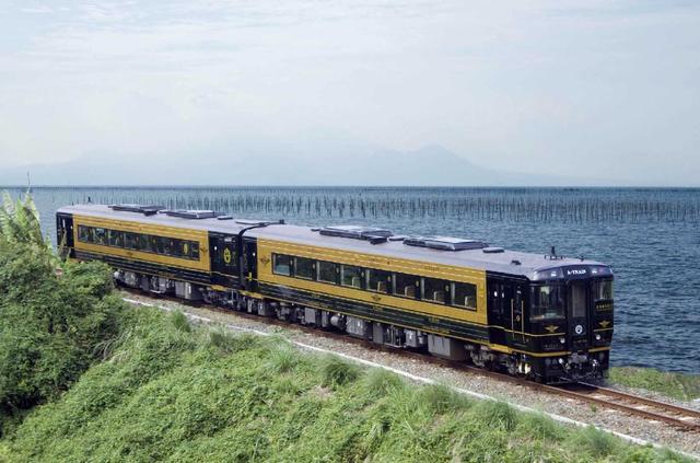 画像: JR九州・D&S列車「特急 A列車で行こう」貸切と星空観賞|クラブツーリズム