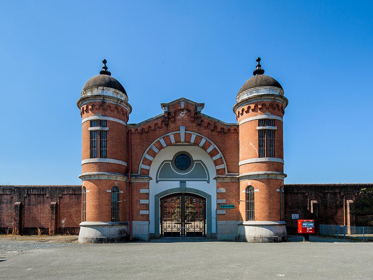 画像: 旧奈良監獄 表門