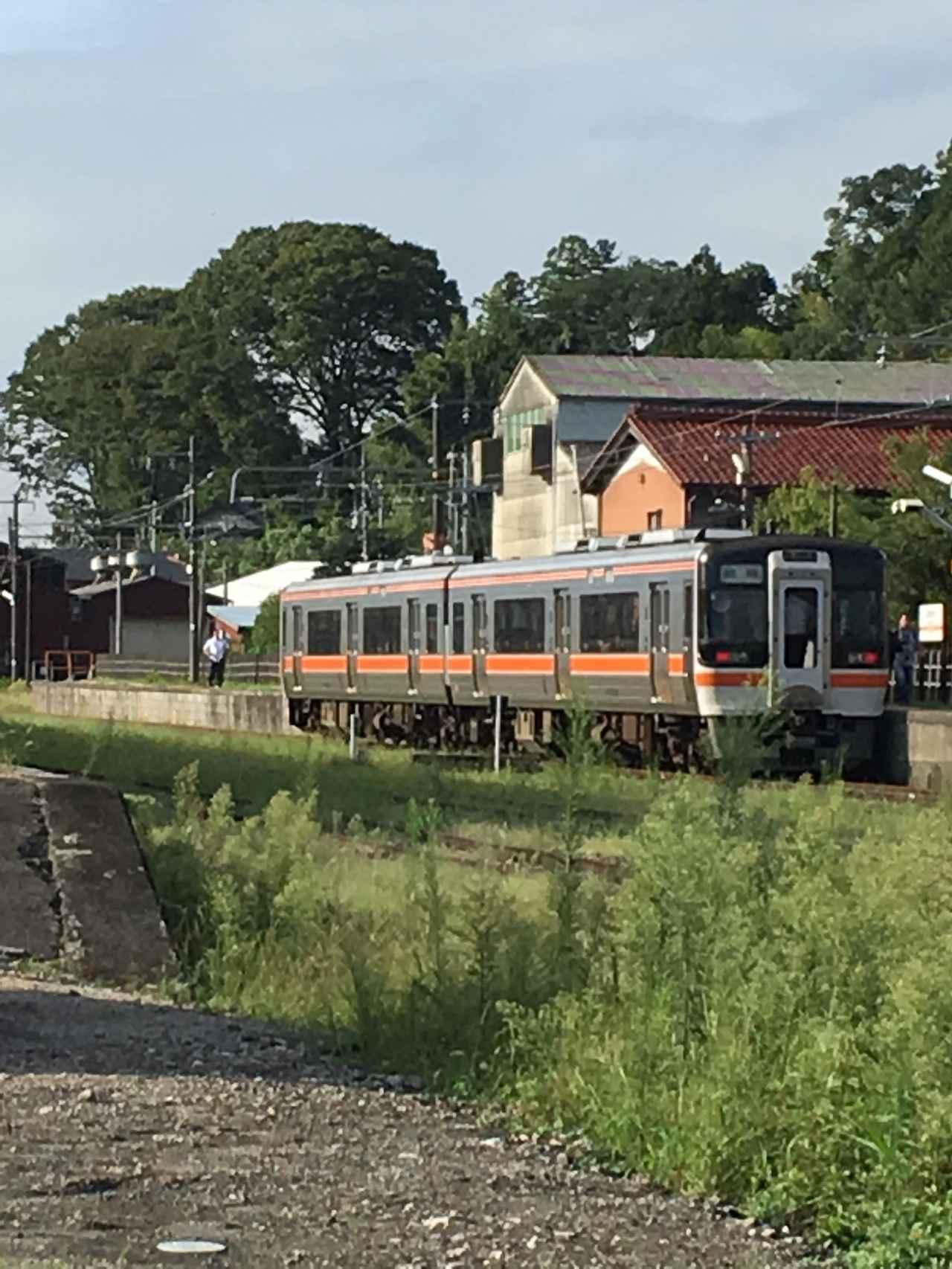 画像1: JR東海管内を走行するJR東日本所属車両とJR東海貨物線ツアー