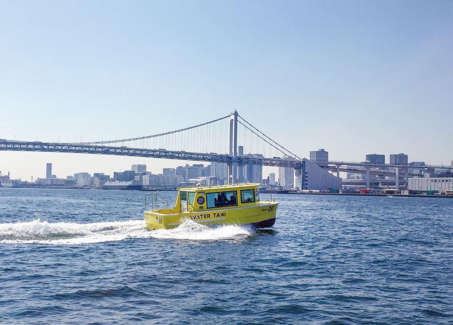 画像: 【C6369】【現地集合】 「ウォータータクシー」と 「観光タクシー」に先乗り!~ 東京1964大会ゆかりの地 ~東京2020大会開催予定地ドライブ クラブツーリズム