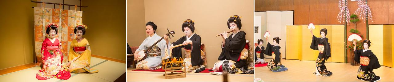 画像: 浅草芸者衆が魅せる唄や踊りのお座敷芸