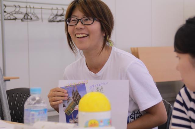 画像: 「アレルギーっ子の旅する情報サイトCAT」の村田さん