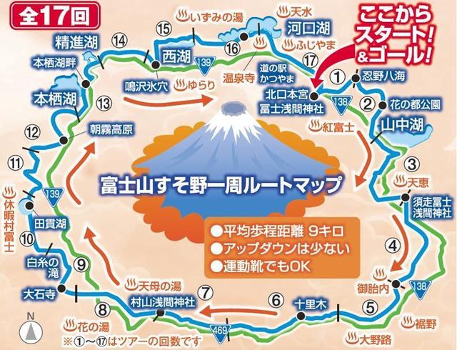 画像1: 【あるく・シリーズツアー】 富士山すそ野ぐるり一周ウォーク 第1回をご紹介します。