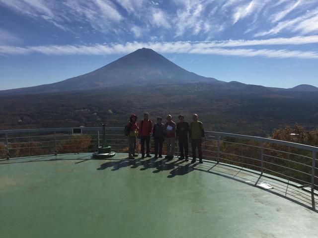 画像8: 【あるく・ハイキングツアー】11月9日~12日出発 紅葉の富士青木ヶ原樹海と紅葉台・三湖台ハイキングについて